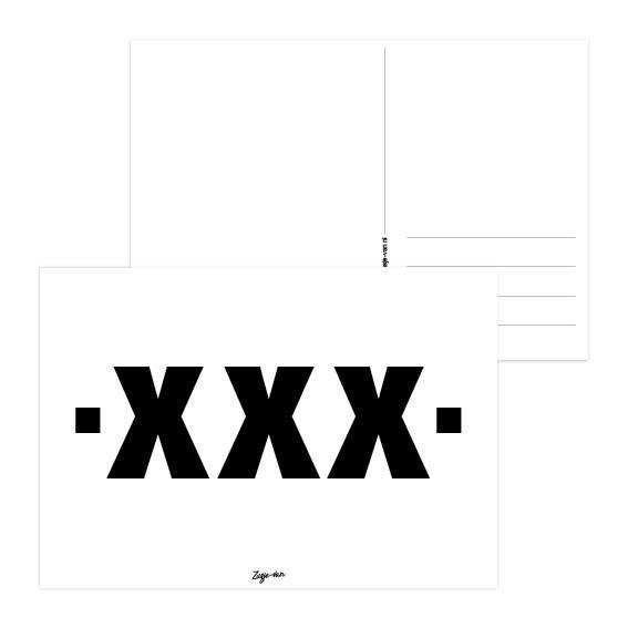 -xxx- A6 kaart Zusje-van Webshop
