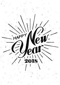 Happy New Year 2018 Zusje-van Webshop