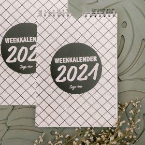 Zusje-van Weekkalender 2021
